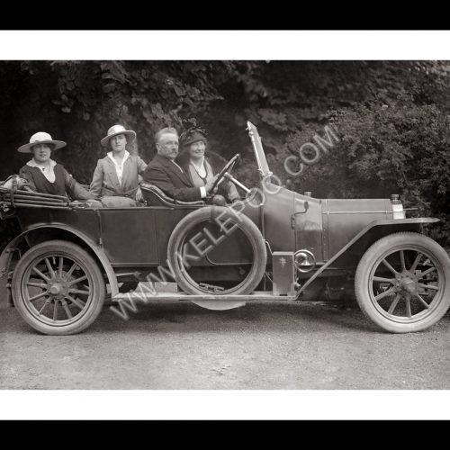Photo d'époque Automobile n°71 - Voiture ancienne