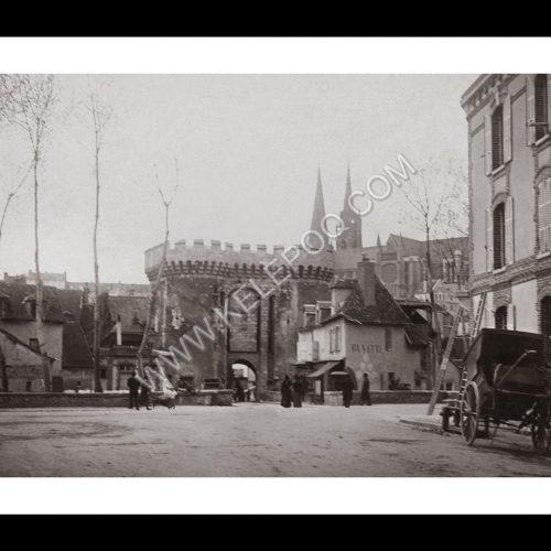 Photo d'époque CHARTRES n°05 - La Porte Guillaume