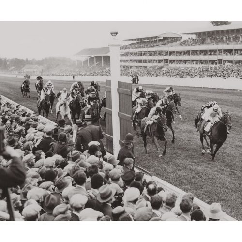 Photo d'époque Equitation n°50 - Ascot Stakes, Angleterre