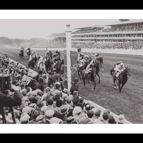 Photo d'époqe Equitation n°50 - Ascot Stakes, Angleterre