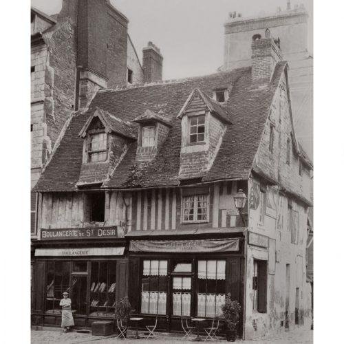 Photo d'époque commerce n°34 - Boulangerie