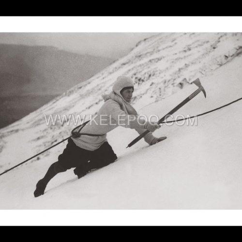 Photo d'époque montagne n°103 - Alpinisme
