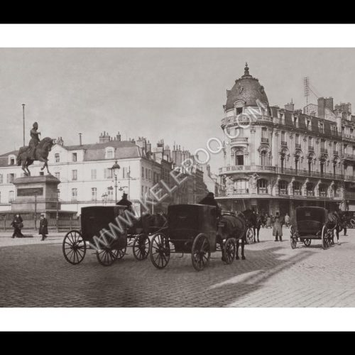 Photo d'époque Nantes n°01 - Port