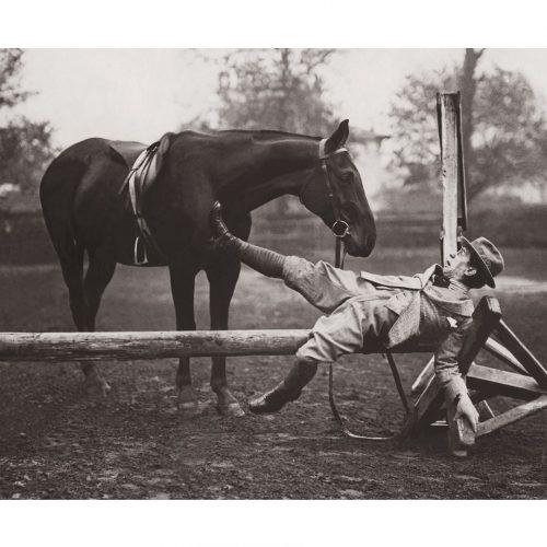 Photo d'époque Equitation n°52