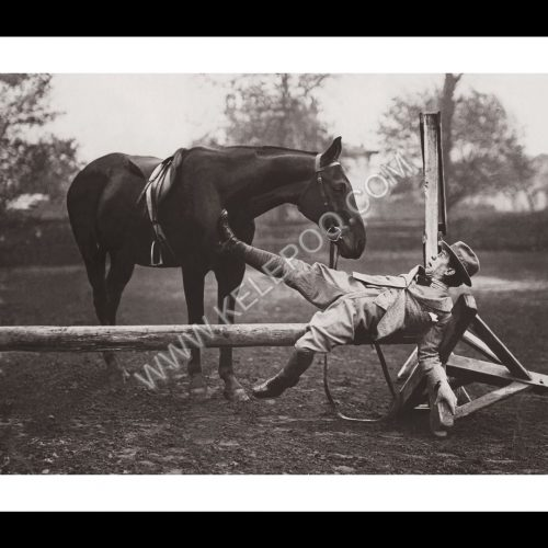 Photo d'époque Equitation n°52
