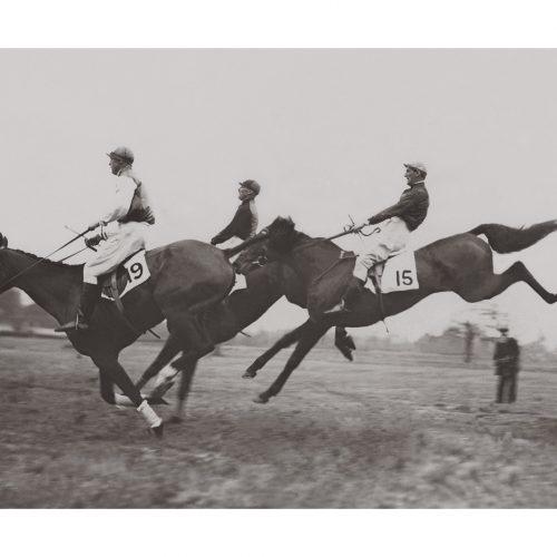 Photo d'époque Equitation n°53