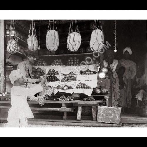 Photo d'époque invitation au voyage n°06 - Inde