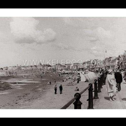 Photo d'époque Les Sables-d'Olonne n°10 - Promenade Georges Clemenceau