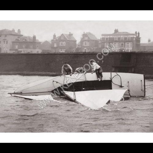 Photo d'époque sur l'eau n°47