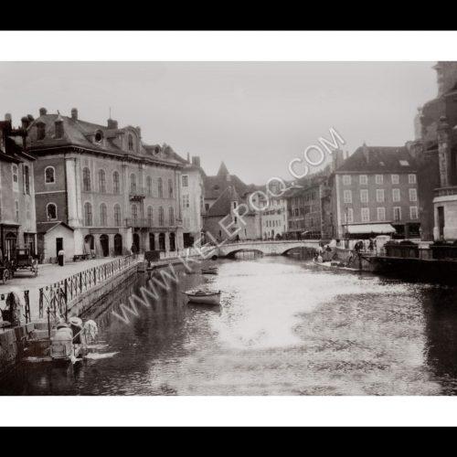 Photo d'époque Annecy n°01