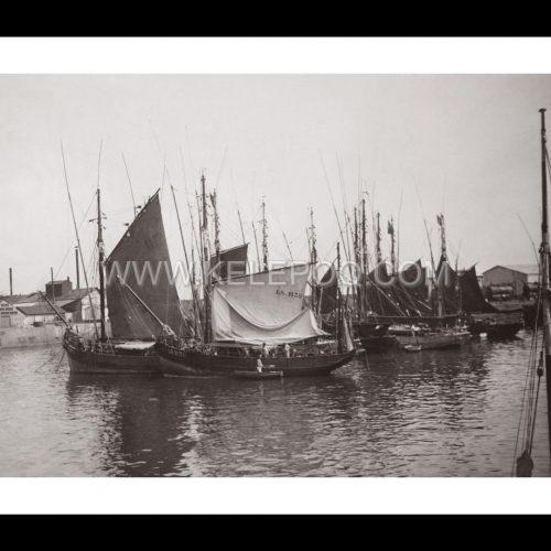Photo d'époque Les Sables d'Olonne n°09 - le Port