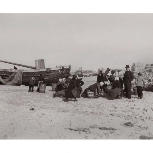 Photo d'époque Mer n°62 - Plages du Nord