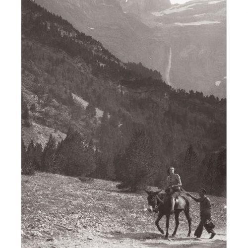 Photo d'époque Montagne n°106 - Gavarnie