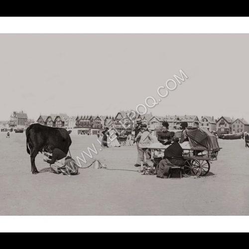 Photo d'époque Mer n°64 - Plages du Nord