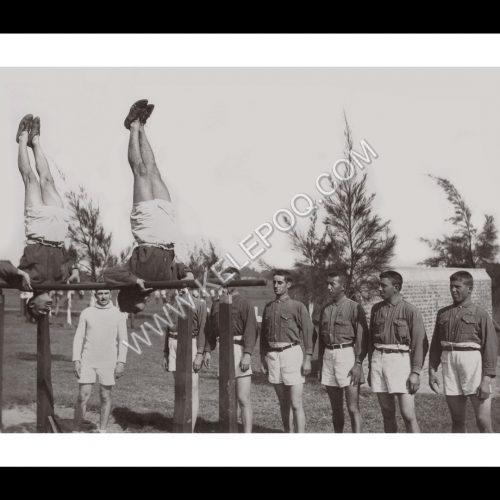 Photo d'époque sport n°61 - Athlétisme