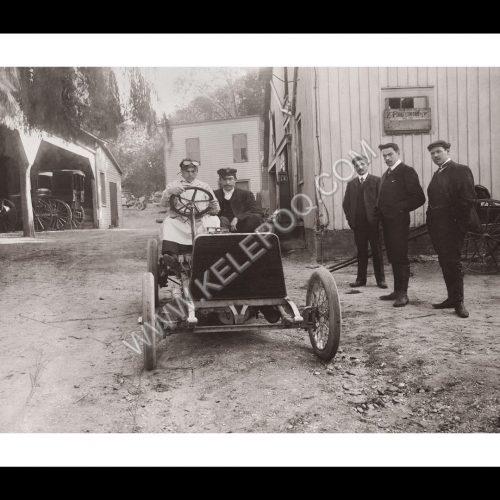 Photo d'époque Automobile n°73