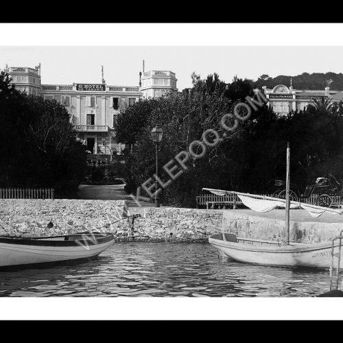 Photo d'époque La Seyne-sur-Mer n°01 - Grand Hôtel de Tamaris