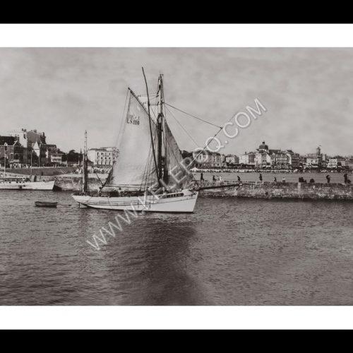 Photo d'époque Les Sables-d'Olonne n°20 - le Port