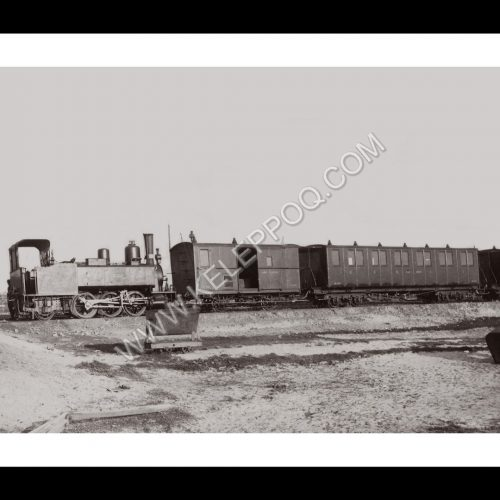 Photo d'époque Locomotive n°15