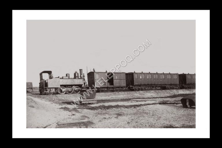 Photo d'époque Locomotive n°15
