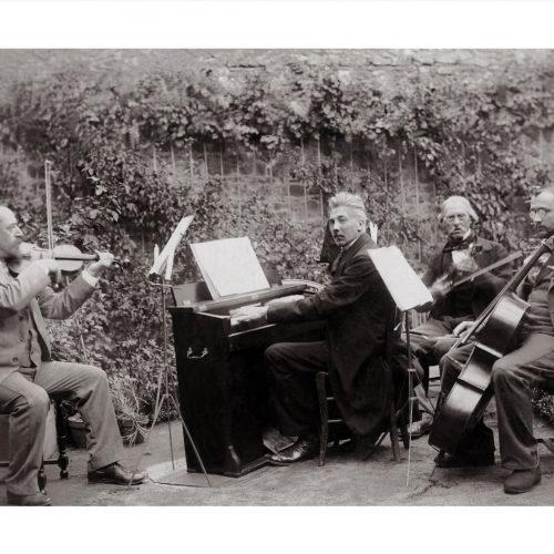 Photo d'époque Musique n°03