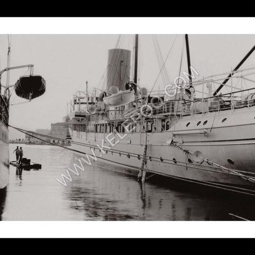 Photo d'époque Monaco n°04 - bateaux de plaisance