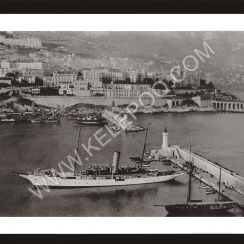 Photo d'époque Monaco n°05 - vue des remparts