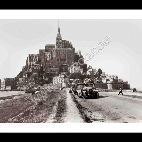Photo d'époque Mont-Saint-Michel n°09