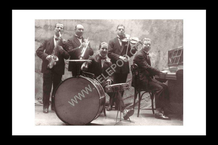 Photo d'époque Musique n°02