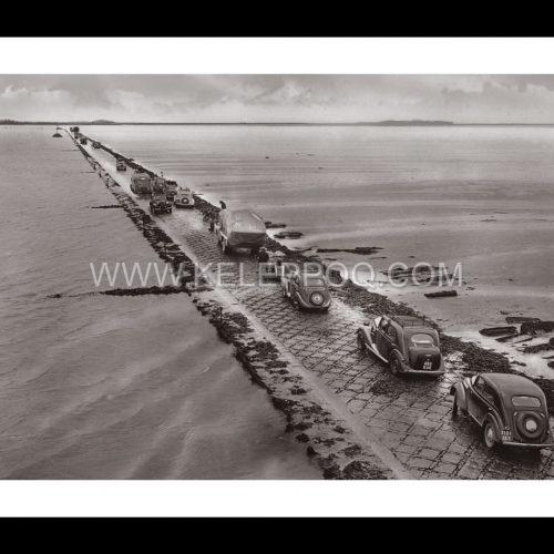 Photo d'époque Noirmoutier n°13 - le Gois