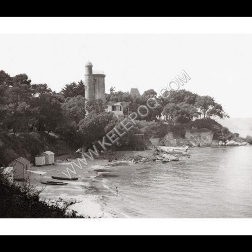 Photo d'époque Noirmoutier n°16 - Plage de l'anse-rouge