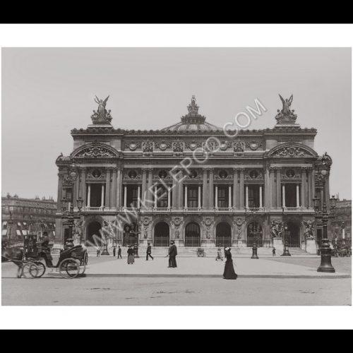 Photo d'époque Paris n°32 - Palais Garnier