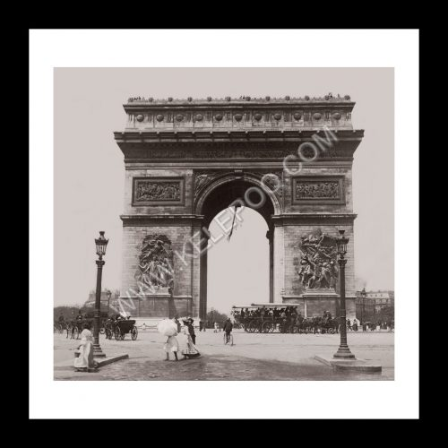 Photo d'époque Paris n°34 - Arc de Triomphe