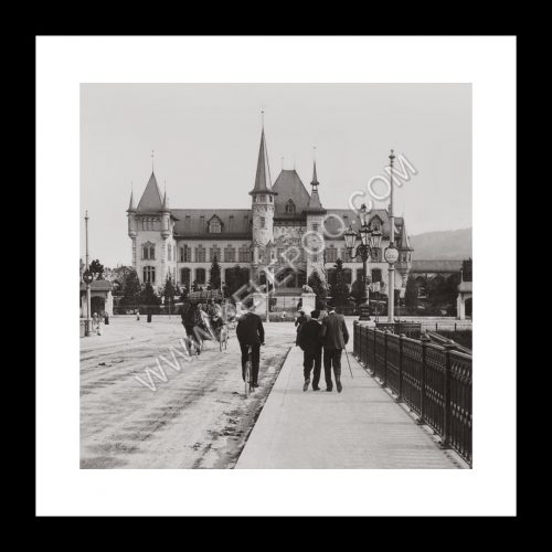 Photo d'époque Bern n°02 - Musée d'histoire