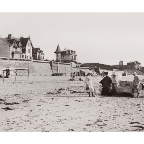 Photo d'époque Mer n°75 - Côtes Normandes - Le Cotentin