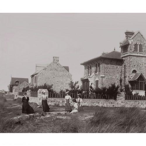 Photo d'époque Mer n°76 - Côtes Normandes - Le Cotentin