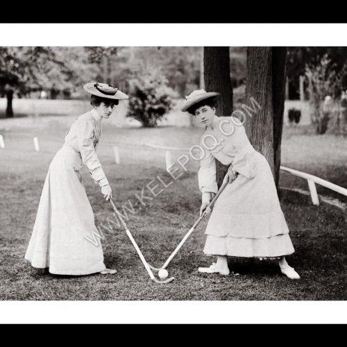 Photo d'époque Sport n°70 - Hockey sur gazon 1904