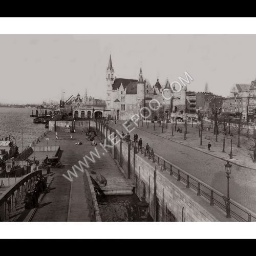 Photo d'époque Anvers n°02 - Palais de la douane