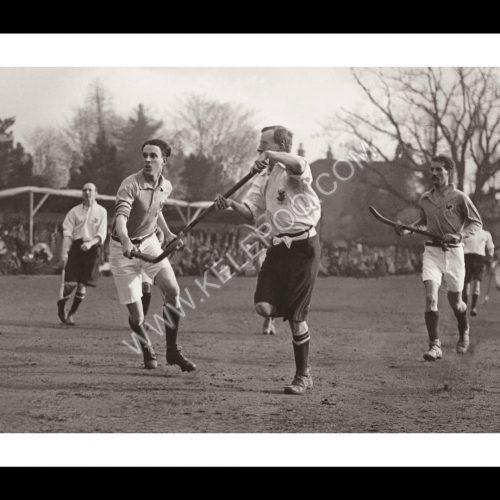 Photo d'époque SPORT n°81 - Hockey sur Gazon - France vs Angleterre