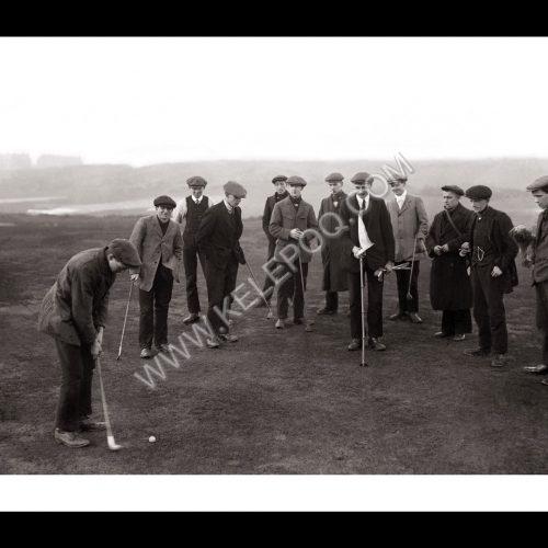 Photo d'époque SPORT n°85 - Golf dans les années 1920