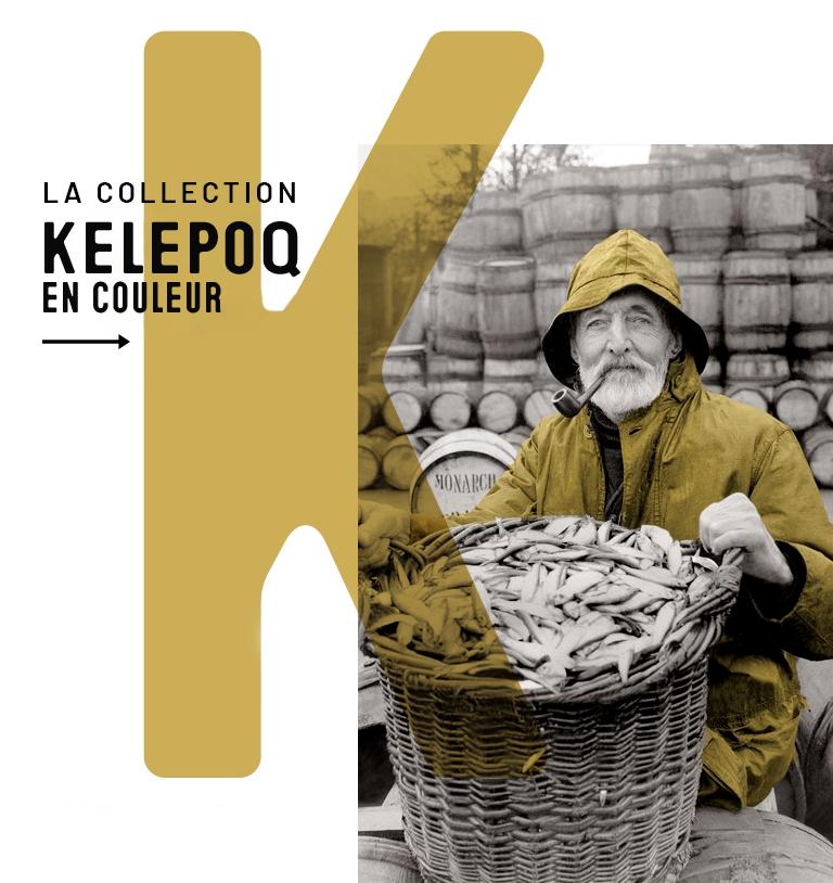 Collection Kelepoq en couleur