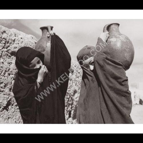 Photo d'époque Invitation au voyage n°12 - femmes berbères