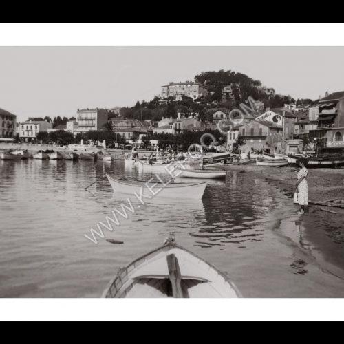 Photo d'époque Le Lavandou n°04 - le port