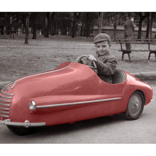 Photo d'époque Enfance couleur n°07 (70x105)