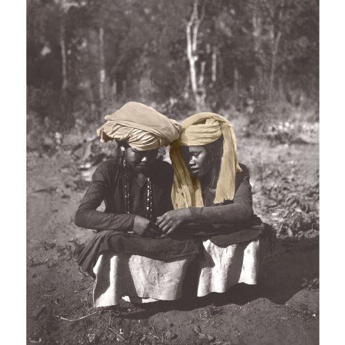Photo d'époque Invitation au voyage couleur n°02 - photographe Victor Forbin (1M50)