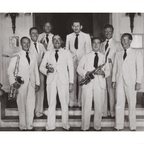 Photo d'époque Musique n°06 - Orchestre de Jazz