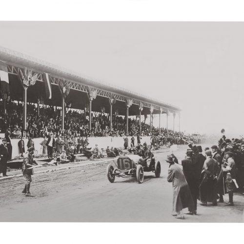 Photo d'époque Automobile n°86 - Voiture Itala