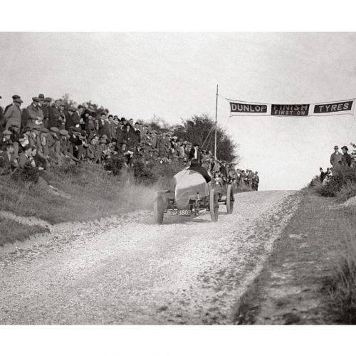 Photo d'époque Automobile n°89 - G.W. Olive - Kop Hill Climb - années 1920