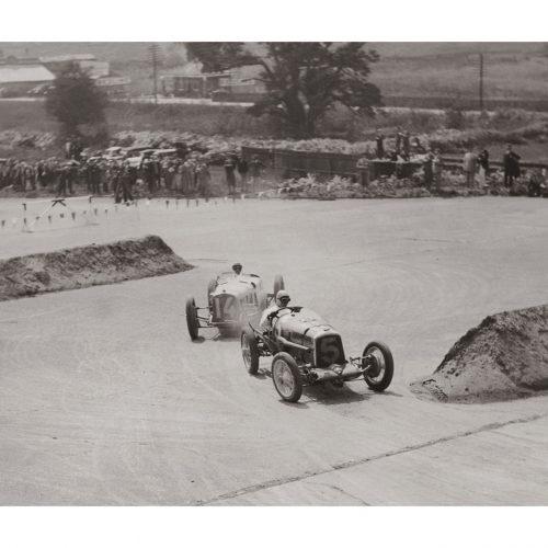 Photo d'époque Automobile n°93 - Grand Prix automobile de Brooklands - 1926 - photographe Victor Forbin