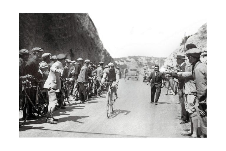 Photo d'époque Cycles n°51 - course cycliste 1927